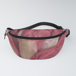 MUTED RHODODENDRON BUD Fanny Pack