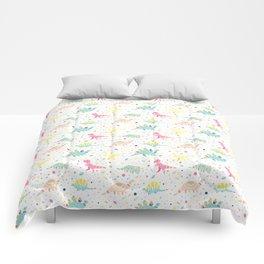 Dinosaur Pattern Comforters