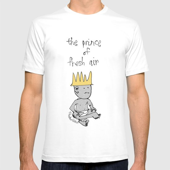 the prince of fresh air T-shirt