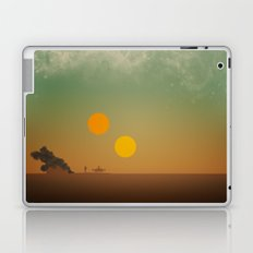 Binary Tragedy Laptop & iPad Skin