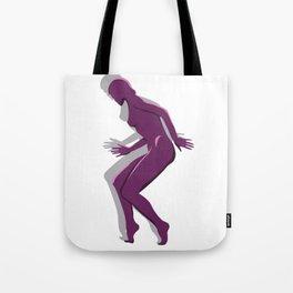 MagentaLady_3 Tote Bag