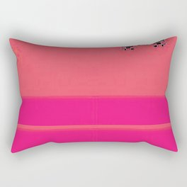 Swab Series #2 Rectangular Pillow