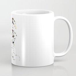 Wild North America map Coffee Mug