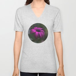 Has been a long day (African Daisy Flower) Unisex V-Neck