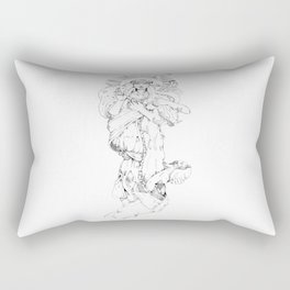 The Empress Rectangular Pillow