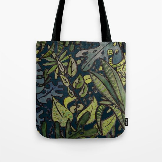 The Greenhouse Tote Bag