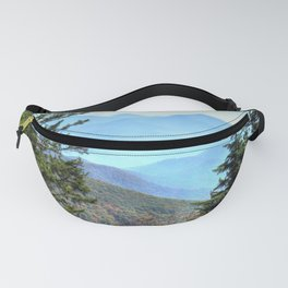 Blue Ridge Mountains North Carolina Fanny Pack
