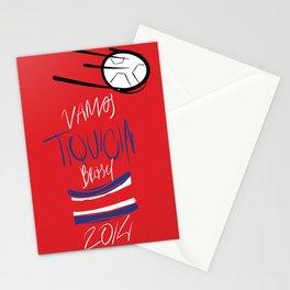 VAMOS TIQUICIA! Stationery Cards