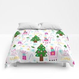 Fa La La Llama Comforters
