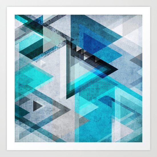 Graphic 33 Art Print