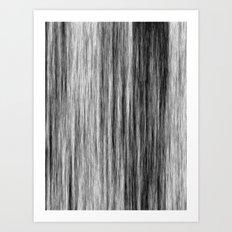 Husk Art Print