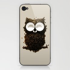 Hoot! Night Owl! iPhone & iPod Skin