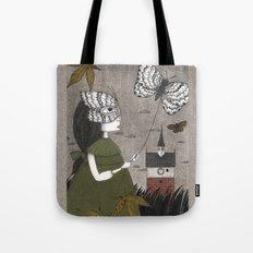 Oda (An All Hallows' Eve Tale) Tote Bag