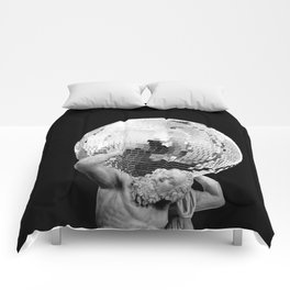 Weight of the Weekend Comforters