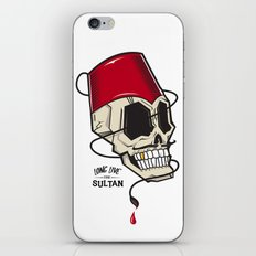 Long Live The Sultan iPhone & iPod Skin