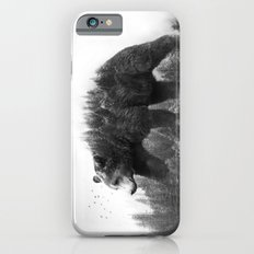 Walking trough the forest iPhone 6 Slim Case