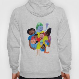 Wouldn't it be boring if we all looked the same? Hoody