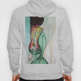 Girl from another life Hoody