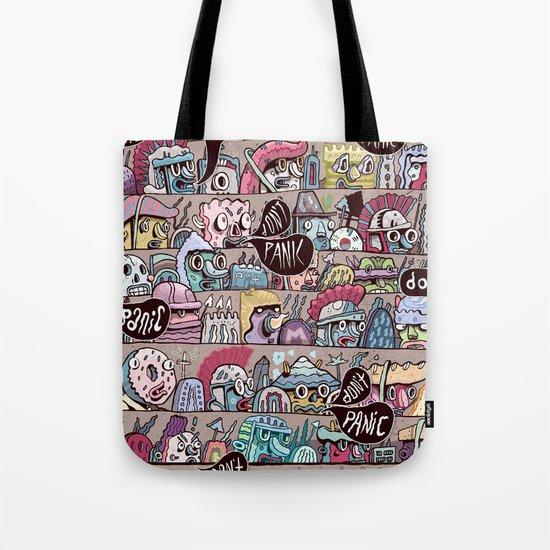 Don't Panic (Resist) Tote Bag