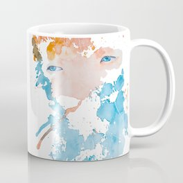 Eyes open Coffee Mug