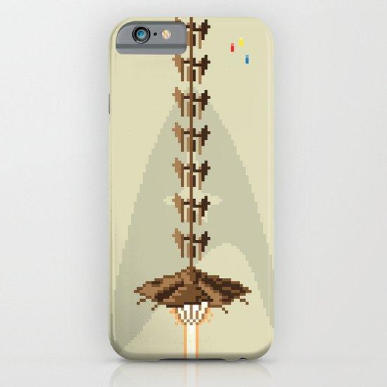 Pixel Trek iPhone & iPod Case