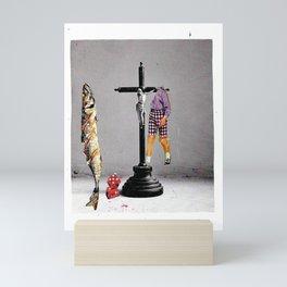 Say Hello To Heaven Mini Art Print