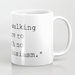 Winston Churchill awesome quotes Coffee Mug