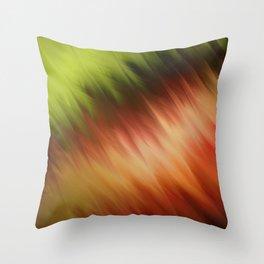 Natures Feathers Throw Pillow