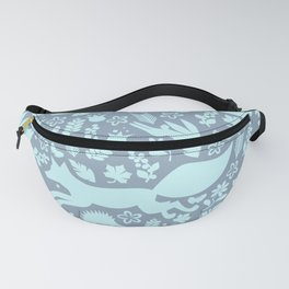 Finnish forest - Winter is here! Fanny Pack