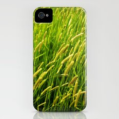 Spring Grass iPhone (4, 4s) Slim Case