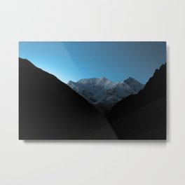 Annapurna Mountain Metal Print