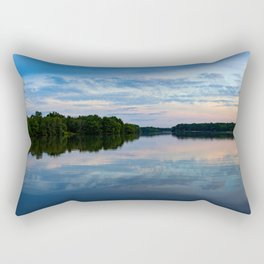 Core Creek Evening Rectangular Pillow