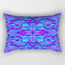 Mirrored.... Rectangular Pillow