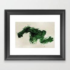 SMASH! Framed Art Print