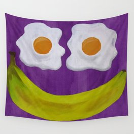 Sunny-Side Up Wall Tapestry