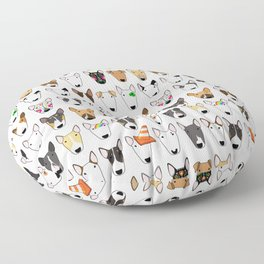 All The Bullies Floor Pillow