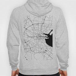Dublin Minimal Map Hoody