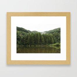 Gabriels Gully Framed Art Print