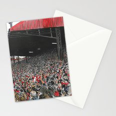 LAST EVER GOAL Stationery Cards