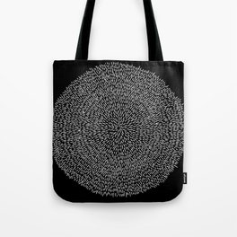 Dark Matters Tote Bag