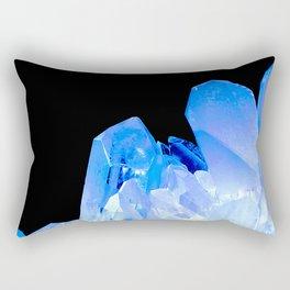 Blue Quartz Rectangular Pillow