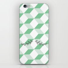 Let's go & seek for great adventures iPhone & iPod Skin