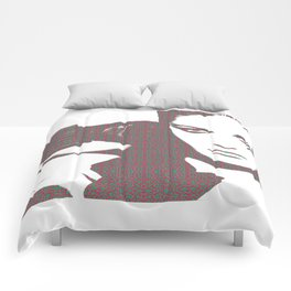 A fashionable punch: Catherine McNeil Comforters