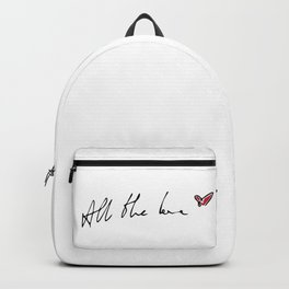 All the Love Backpack