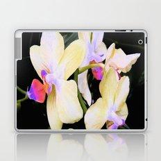 Yellow Orchids Laptop & iPad Skin