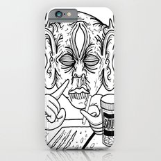 death is a junkie iPhone 6s Slim Case