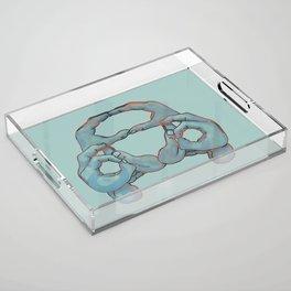 New Beetle Acrylic Tray