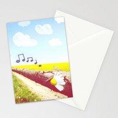 Sunshine & Melody Stationery Cards