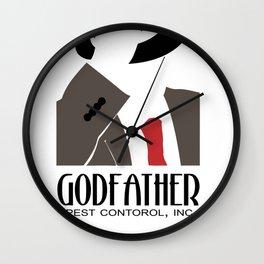 godfat Wall Clock