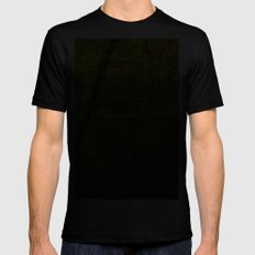 Forest lake pure relaxation for the Soul Mens Fitted Tee MEDIUM Black